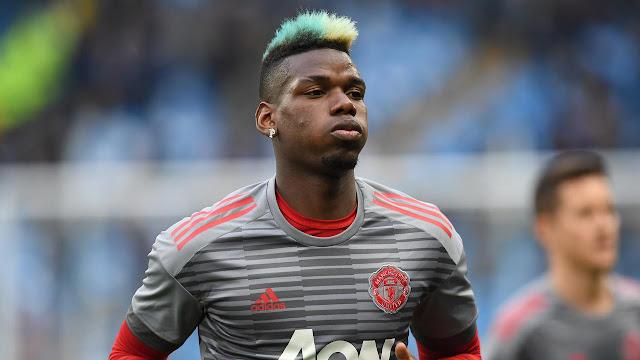 Pogba ingin Hengkang dari Old Trafford