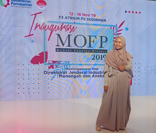 Indonesia Kiblat Fashion Muslim Dunia