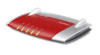 Router AVM FRITZ! Box 4040