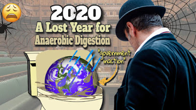 UK anaerobic digestion 2020 lost year
