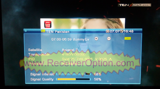 ALI3510C HW102.02.998 HD RECEIVER TEN SPORTS OK NEW SOFTWARE