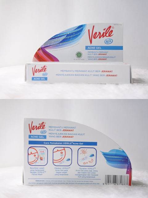 Verille Acne Gel