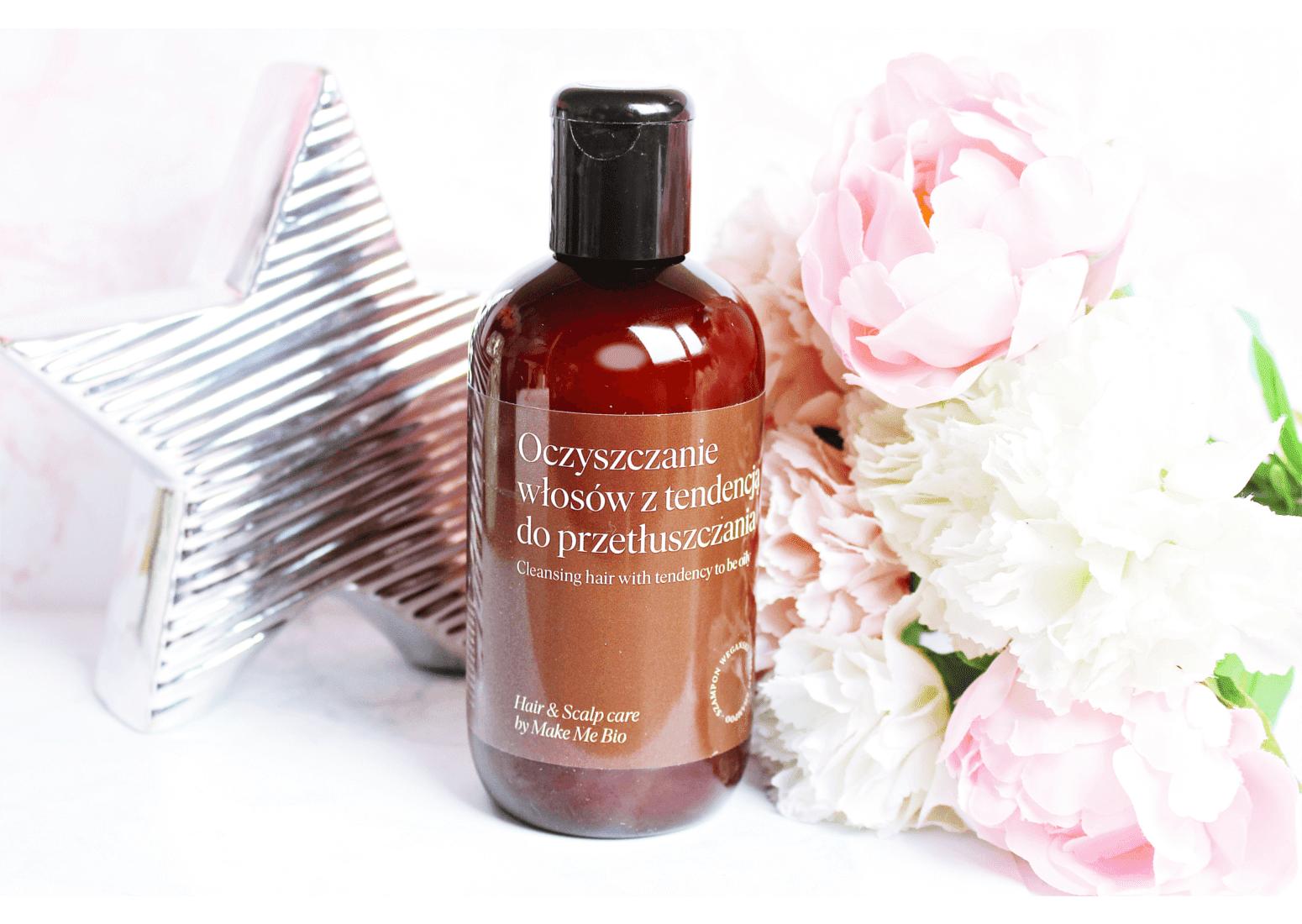 Make Me Bio szampon do włosów przetłuszczających się Shampoo For Oily Hair LUTY 2020