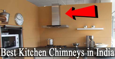 9 Best Kitchen Chimneys in India 2019 [Top Picks]