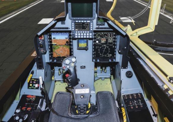 L-39NG cockpit