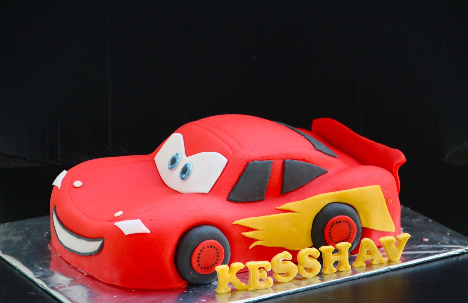 Ema S Creation Disney Cars Cake
