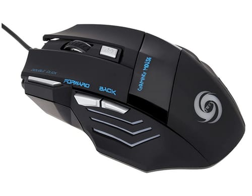 YUZL High-Performance Wired Gaming Mouse