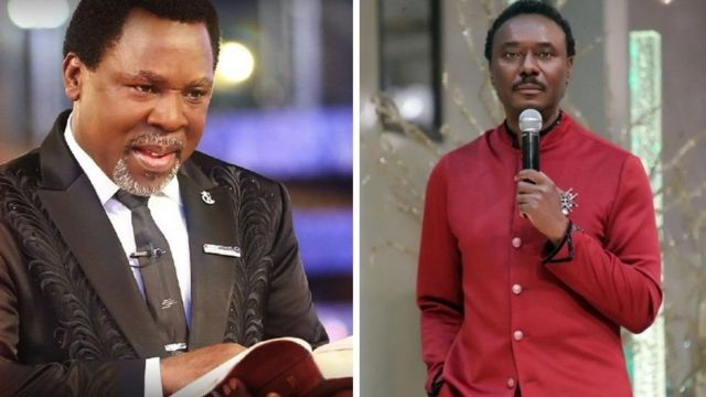 Pastor Chris Okotie - The wizard at Endor who assumed the title Emmanuel has been consumed by divine indignation