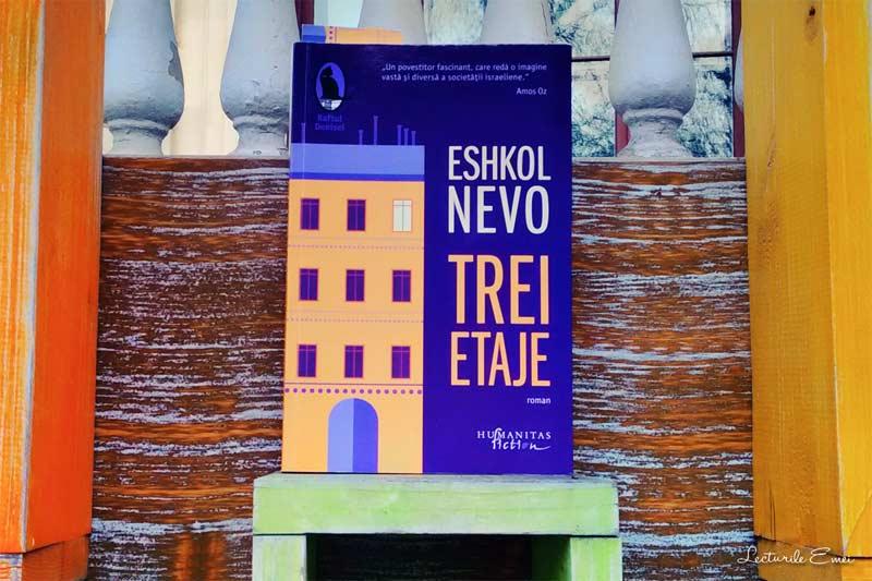 carte Trei etaje de Eshkol Nevo