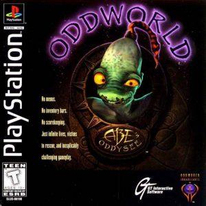 Download  Oddworld Abes Oddysee - Torrent (Ps1)