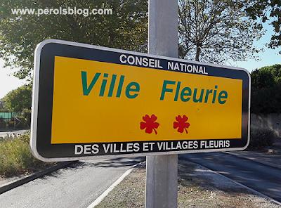 Villes et Villages fleuris à Pérols