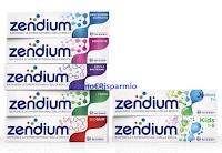 Logo ''Zendium Prova Gratis'' : richiedi il  rimborso con la operazione d cashback