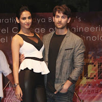 Neil nitin and sonal chauhan at 3g cinem promotion