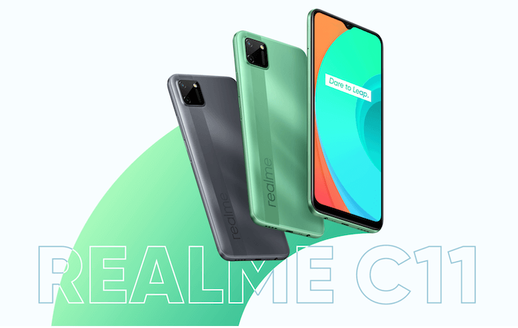 Realme C11 SmartPhone Launches With MediaTek Helio G35 Gaming Processor
