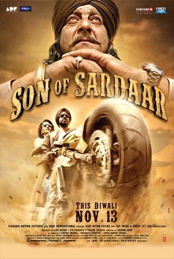 Son Of Sardaar 2012 Hindi Bluray Movie Download