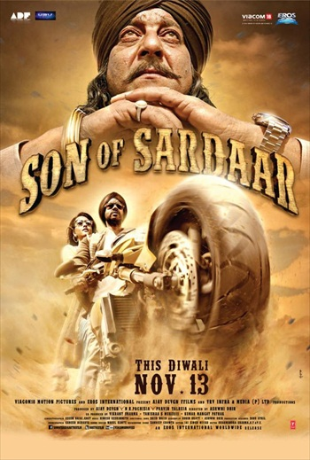 Son Of Sardaar 2012 Hindi Bluray Movie Download