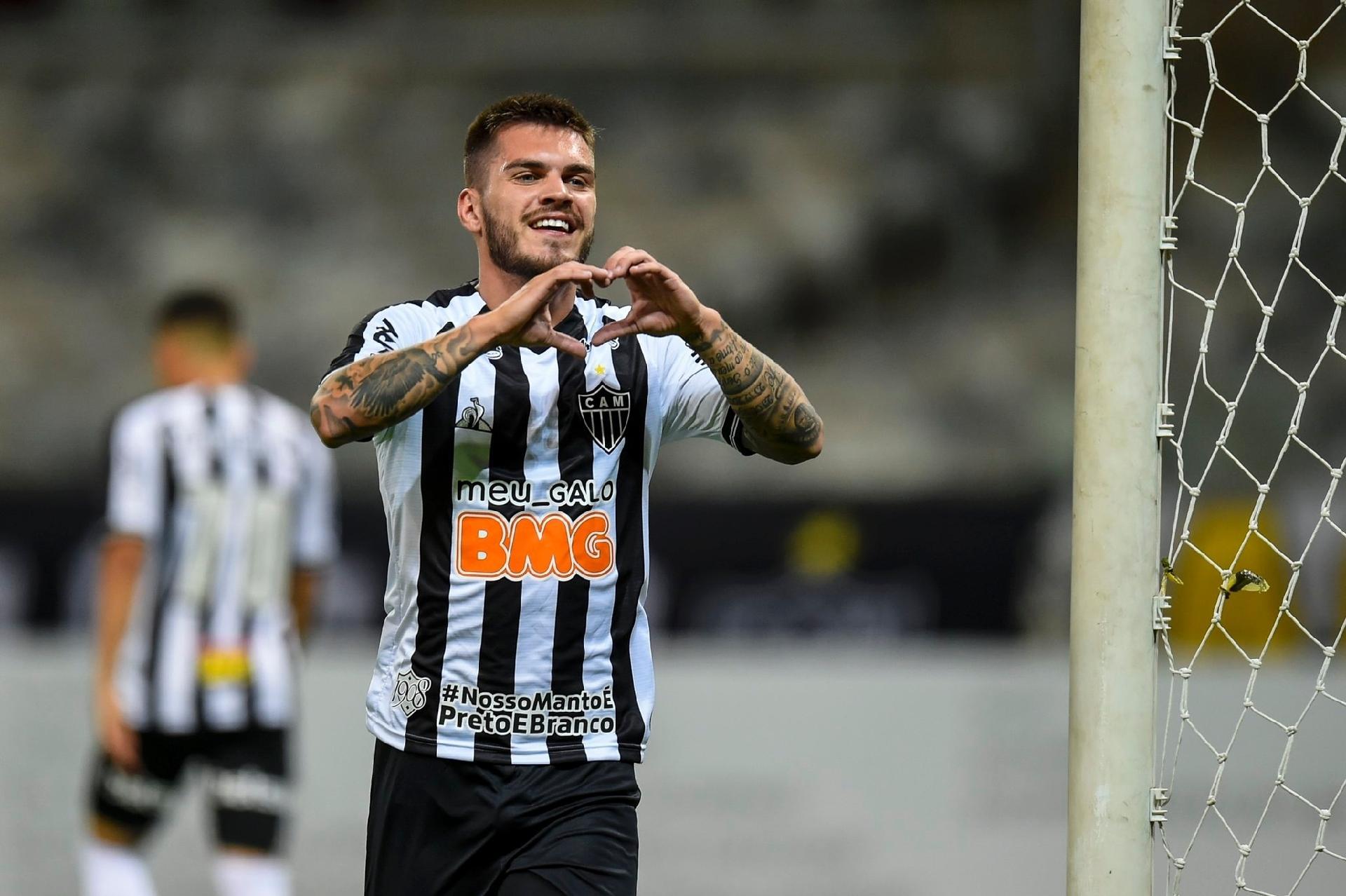 Meia do Atlético-MG