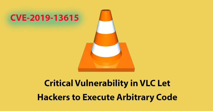 VLC Media Player  - VLC 2BMedia 2BPlayer - VLC Media Player 3.0.7.1 Let Hackers to Execute Arbitrary Code