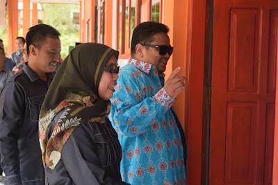 Sambangi Bawaslu Tebo, Anggota Bawaslu RI Cek Kesiapan Perekrutan Panwascam