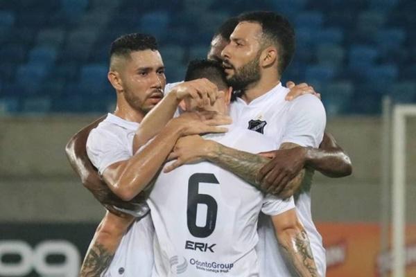ABC vence Sergipe de virada na Arena das Dunas pela abertura da Copa do NE