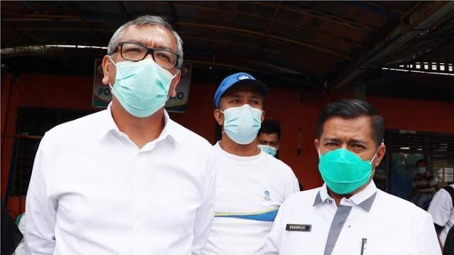 Bakhrizal Ajak Warga Payakumbuh Jaga Prokes Pasca Kasus Covid-19 Mulai Kecil.lelemuku.com.jpg