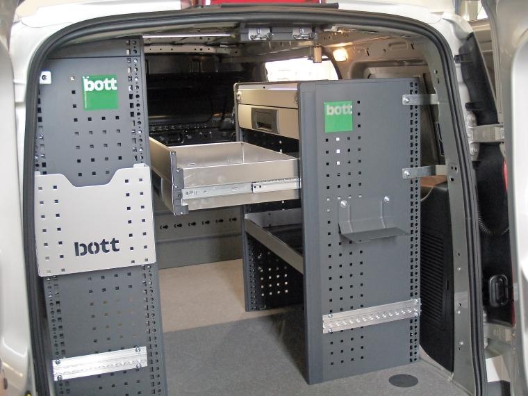 bott gmbh co kg corporate blog servicefahrzeuge f r electrolux mit bott vario. Black Bedroom Furniture Sets. Home Design Ideas