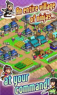 ninja village hile apk indir