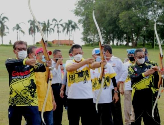 Buka Event Panahan di Batam, Berikut Harapan Gubernur Kepri