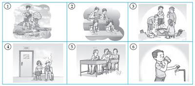 Soal Bahasa Indonesia Kelas 7 SMP Semester 1 Bab 2