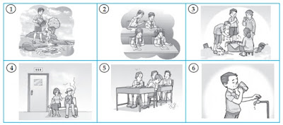 Bahasa Indonesia merupakan salah satu mata pelajaran yang wajib dajarkan di sekolah pada  Soal Bahasa Indonesia Kelas 7 Sekolah Menengah Pertama Semester 1 Bab 2