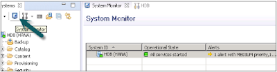 SAP HANA Monitoring & Alerting