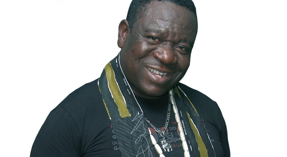 "entertainment: Nigerian actor Mr ibu ""i was once a boxer before i went in into acting"""