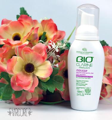 espuma limpiadora bio clarine bottega di lungavita
