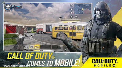 Call of Duty Mobile Game Fee Download