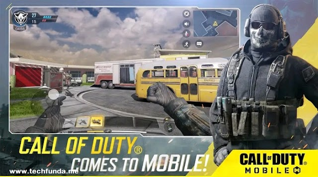 Call of Duty Mobile Game Full Information and Free Download