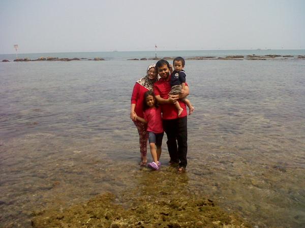 lokasi Pantai Carita Banten