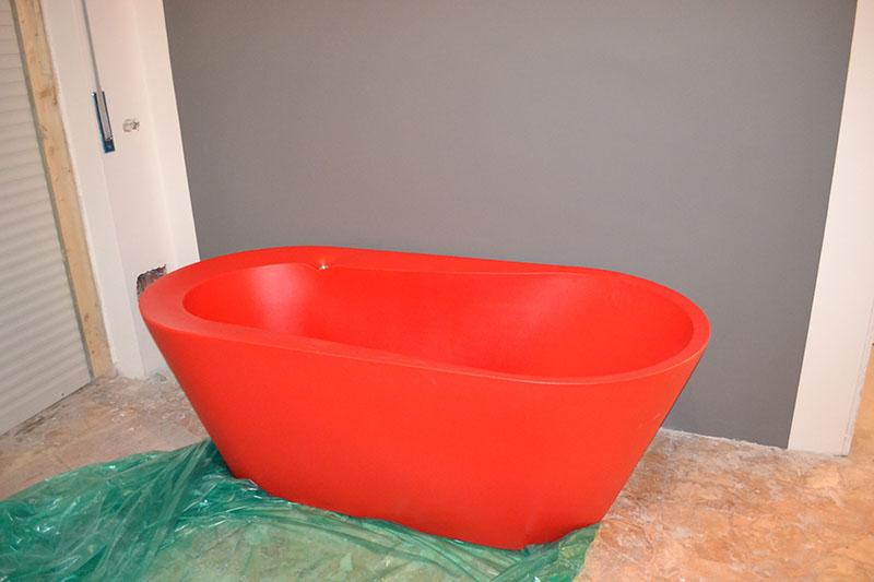 Progettazione di bagni moderni