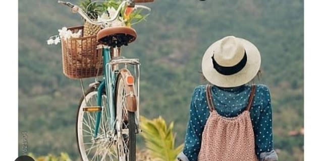 Wisata dengan sepeda gayuh