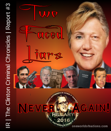 Hillary, Clinton, 2016, Shadow Government, Election, President, POTUS, Brian, Williams, Gun, Fire, Liar, Two, Faced,Jeffrey, Epstein, Pedophile, Vince, Foster