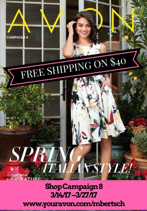 Avon Campaign 8 2017 Brochure - Current Catalog Online