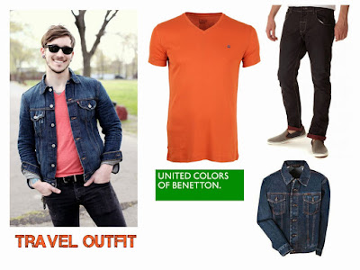 Guide to travel Outfit, Men's fashion
