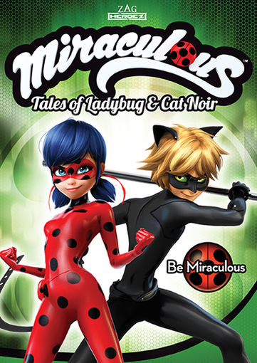 Shout! Factory Ladybug & Cat Noir: Be Miraculous