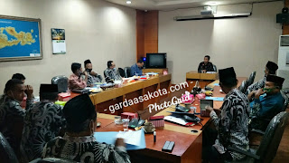 Komisi I DPRD NTB Gelar Fit and Proper Test Calon Komisioner KI