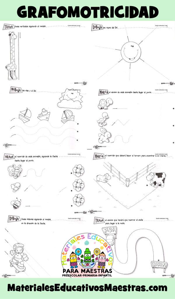 fichas-grafomotricidad-trazos