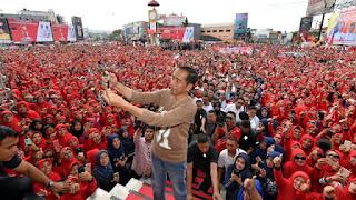 Redupnya Buzzer Pro-Jokowi di Wamena