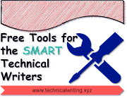 11 Free Tools for the SMART Technical Writers