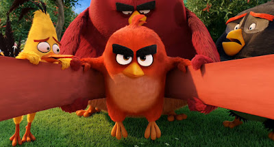 Sony Picture Angry Birds