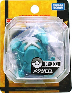 Metagross figure Takara Tomy Monster Collection M series