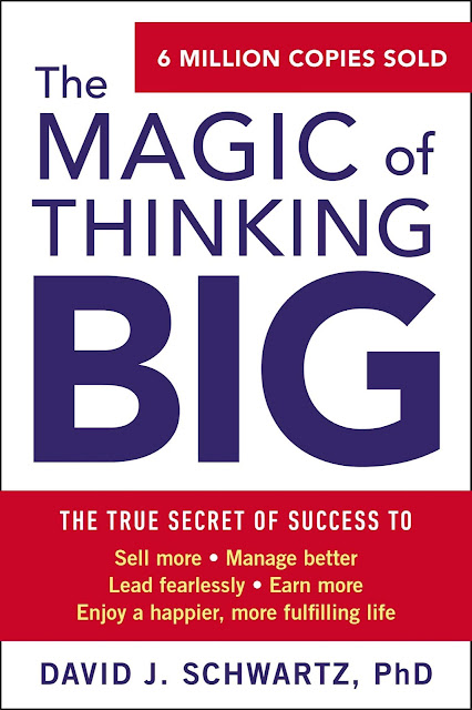 """ALT=""""THE MAGIC OF THINKING BIG DAVID J. BY CHWARTZ PH.D COVER PAGE"""""""
