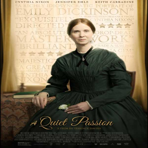 A Quiet Passion, A Quiet Passion Synopsis, A Quiet Passion Trailer, A Quiet Passion Review